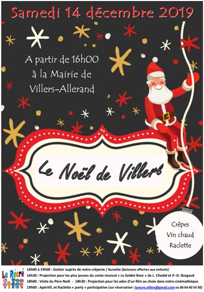 Le Noël de Villers @ Mairie | Villers-Allerand | Grand Est | France